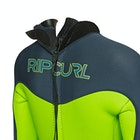 Rip Curl Dawn Patrol 3/2mm Back Zip Kids Wetsuit