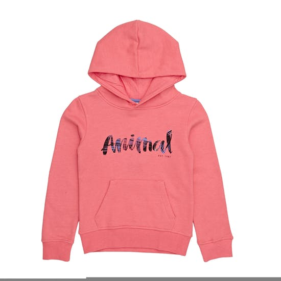 Animal Rachelle Girls Pullover Hoody