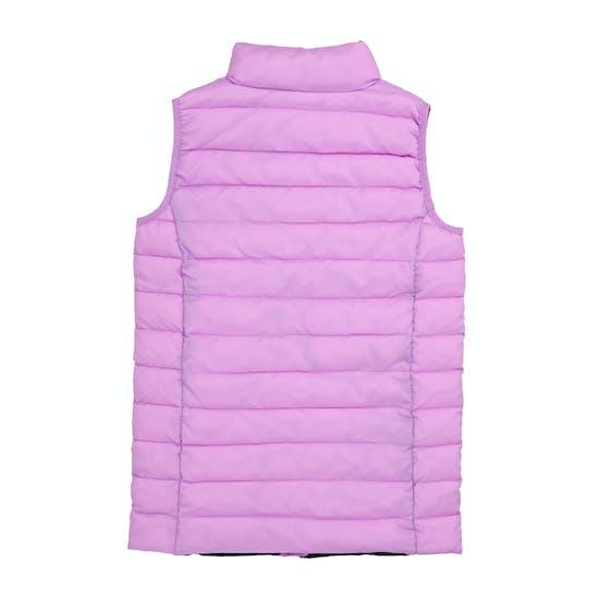 Joules Girls Croft Padded Packaway Kids Body Warmer