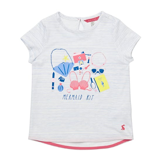 Joules Pixie T-Shirt Korte Mouwen