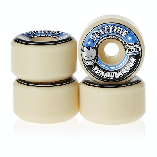 Spitfire Formula Four Conical Full 99du Skateboard Wheel