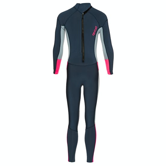 Rip Curl Girls Dawn Patrol 3/2mm Back Zip Wetsuit