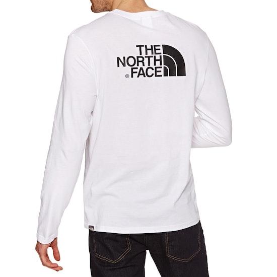 North Face Easy 長袖 T シャツ
