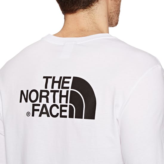 T-Shirt a Manica Lunga North Face Easy