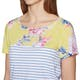 Joules Suzy Dames T-Shirt Korte Mouwen