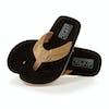 Animal Hyde Sandals - Black