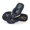 Animal Jekyl Logo Sandals - Dark Navy