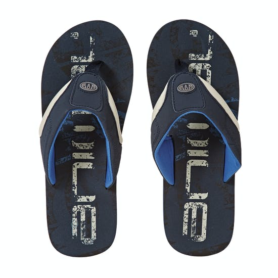 Animal Jekyl Logo Sandals