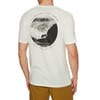 O'Neill Through The Lens Short Sleeve T-Shirt - Powder White
