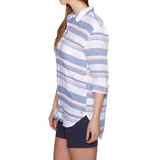 Joules Jeanne Print Dames Overhemd