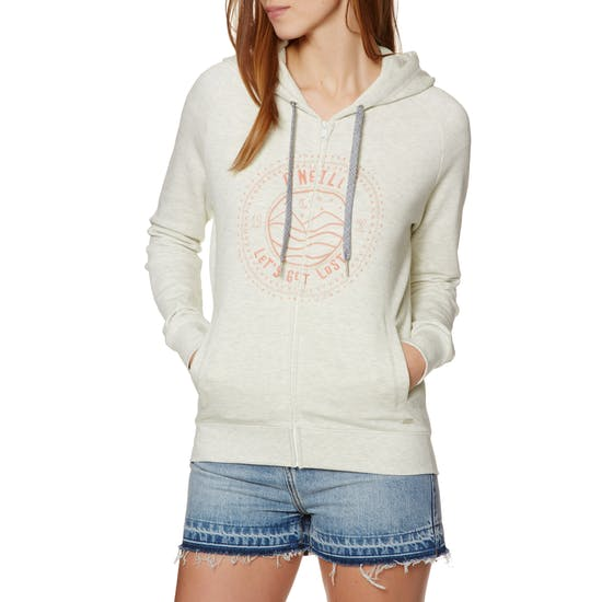 O'Neill Easy Fantastic Ladies Pullover Hoody