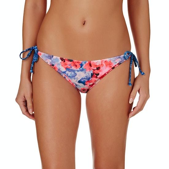 Animal Peonies Bikini Bottoms