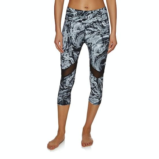 O'Neill Print Capri Ladies Leggings