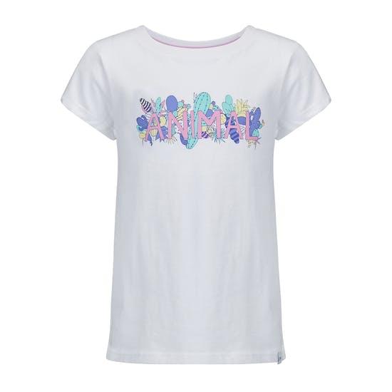Animal Cactie T-Shirt Korte Mouwen