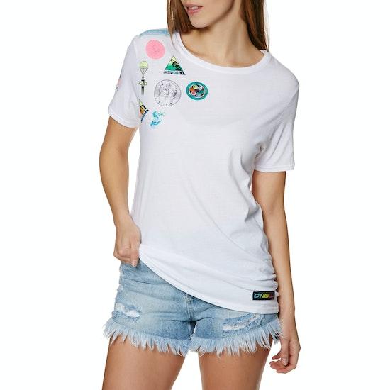 O'Neill Reissue Womens Short Sleeve T-Shirt