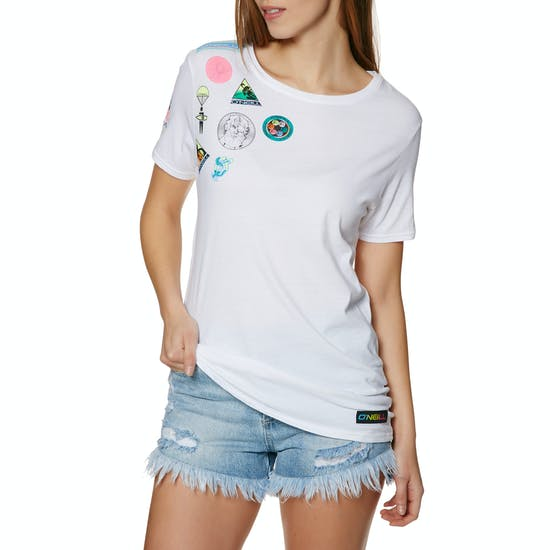 O'Neill Reissue Ladies Short Sleeve T-Shirt