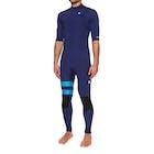 Hurley Advantage Plus 2mm Chest Zip Short Sleeve Wetsuit