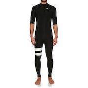 Hurley Advantage Plus 2mm 2019 Chest Zip Short Sleeve Wetsuit
