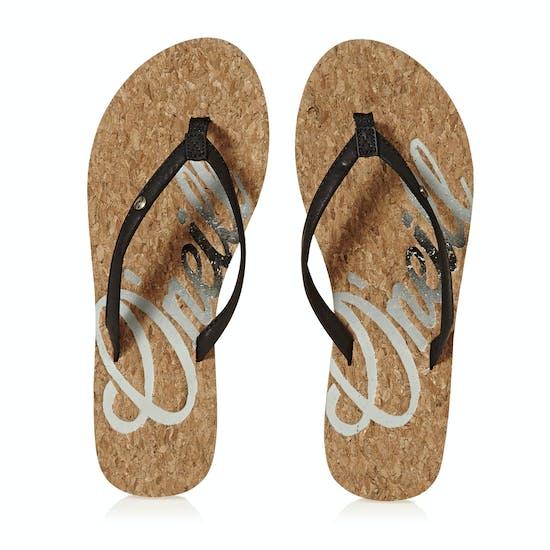 O'Neill Logo Cork Ladies Sandals