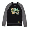 O Neill Laid Back Jungen Pullover - Black Out