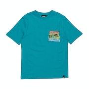 Animal Thaw Boys Short Sleeve T-Shirt
