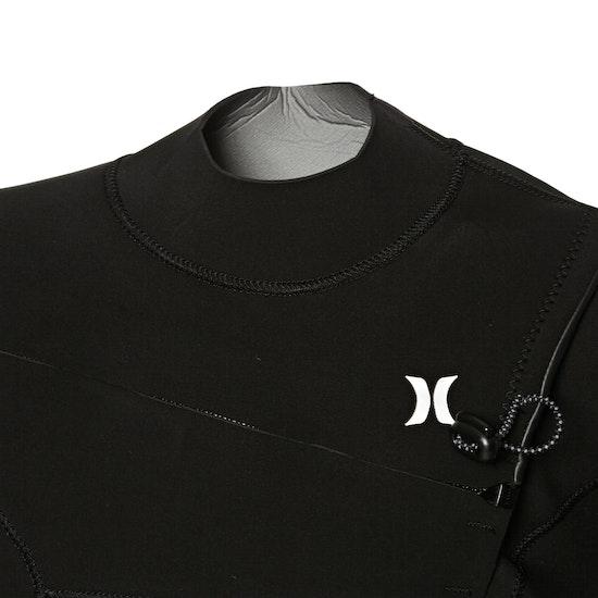 Hurley Advantage Plus 2mm Chest Zip SS Wetsuit