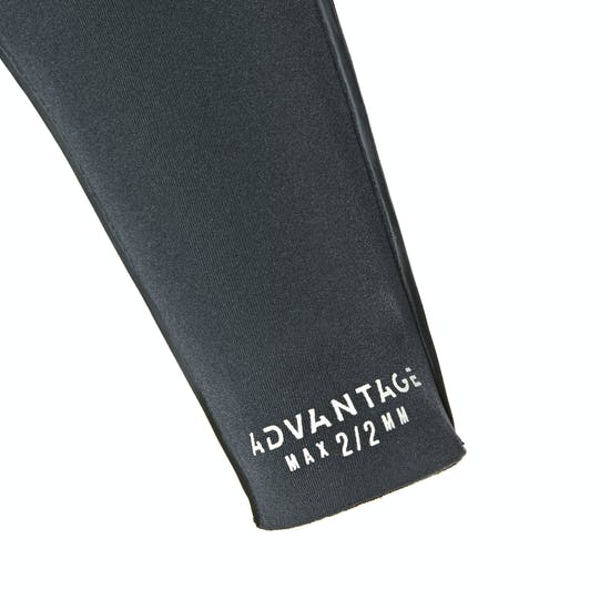 Hurley 2mm Advantage Max Chest Zip Neoprenanzug