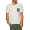 O'Neill Pocket Filler , Kortärmad T-shirt - 1030 Powder White