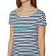 O'Neill Stripe Script Womens Short Sleeve T-Shirt