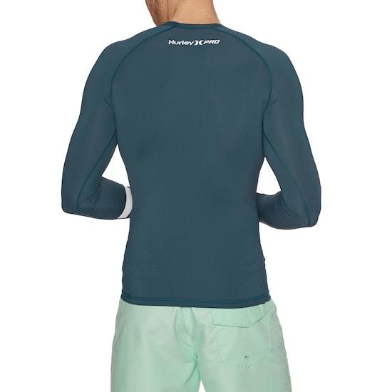 Hurley Pro Light Long Sleeve Rash Vest