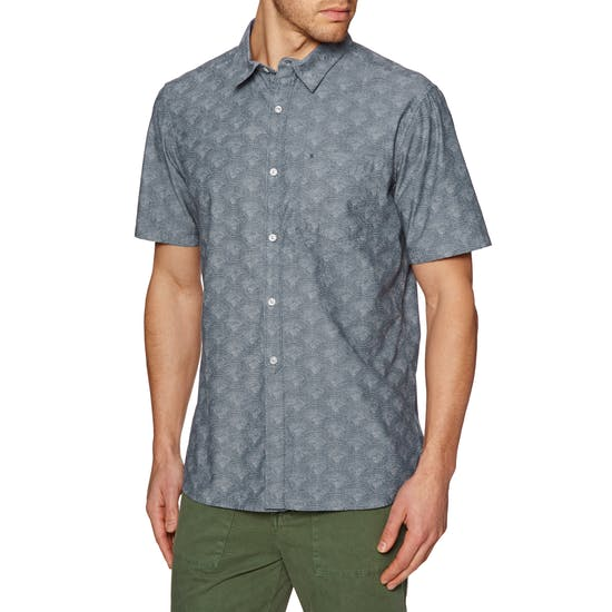 Hurley Pescado Short Sleeve Shirt
