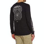Hurley Stay Cool Langarm-T-Shirt
