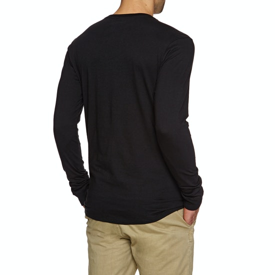 Hurley One And Only Pushthrough Mens Long Sleeve T-Shirt