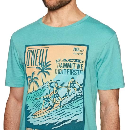 O'Neill Throwback Photo Kurzarm-T-Shirt