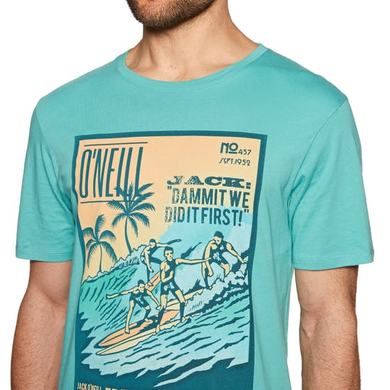 O'Neill Throwback Photo Short Sleeve T-Shirt