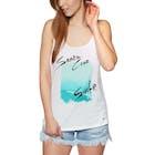 O'Neill Sc Surfie Print Ladies Tank Vest