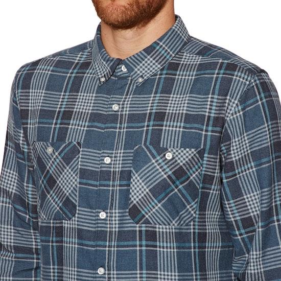 Hurley Aaron Flannel Shirt