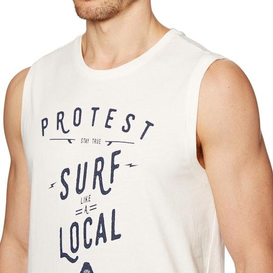Protest Fake Tank Vest