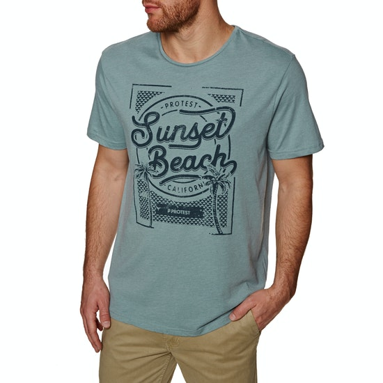 Protest Stone Kurzarm-T-Shirt