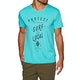 Protest Arizona T-Shirt Korte Mouwen