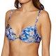 Nine Islands Zinnia Underwire Bralette Bikini Top