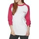 Dickies Baseball Womens Long Sleeve T-Shirt