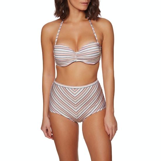 Nine Islands Strapless Bandeau Bikini Top