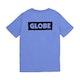 Globe Sticker II Boys Short Sleeve T-Shirt