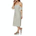 SWELL Delta Stripe Midi Dress