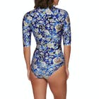 Nine Islands Zinnia Longsleeve Ladies Swimsuit