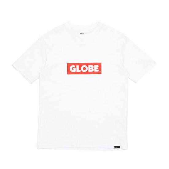 T-Shirt de Manga Curta Boys Globe Box