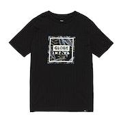 Globe Framed Boys Short Sleeve T-Shirt