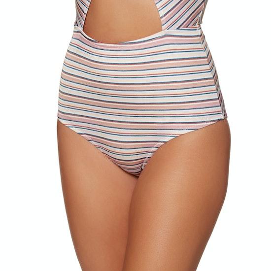 Nine Islands Cutout Ladies Swimsuit