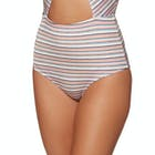 Nine Islands Cutout Ladies Swimsuit
